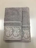 Махровое полотенце Aisha, Маргарита 70/140 см