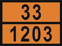Таблица ADR (Бензин) BICMA (Италия)