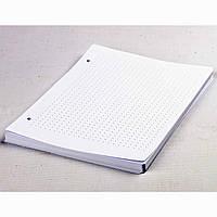 Бумага в точку для блокнота Формата А5., фото 1