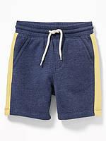 Детские шорты на флисовом начесе Олд Неви для мальчика