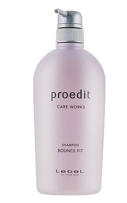 Bounce Fit Shampoo 700 мл. Шампунь для поврежденных волос