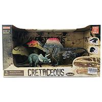 Динозавры игровые фигурки 4402