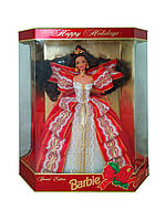 Коллекционная кукла Барби Barbie 1997 Happy Holidays Barbie Special Edition Mattel 17832