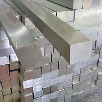 Квадрат калиброванный стальной 16х16 мм сталь 10