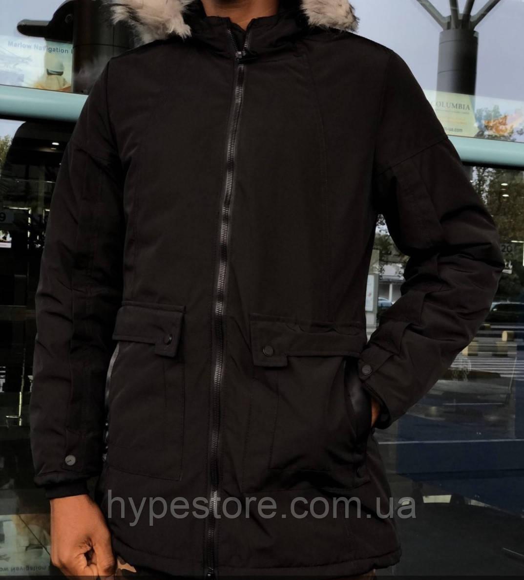 Куртка,парка мужская холодная весна-осень,еврозима,см.описание!