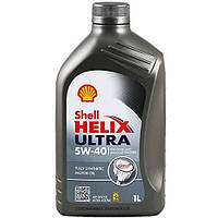 Моторное масло Shell Helix Ultra 5W40 (1л)