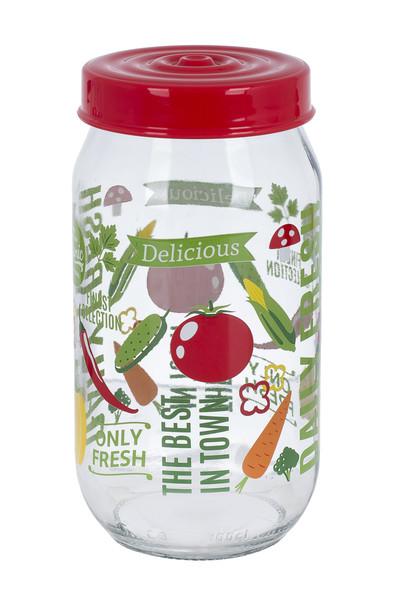 Банка HEREVIN Vegetables 1 л  (171541-052)