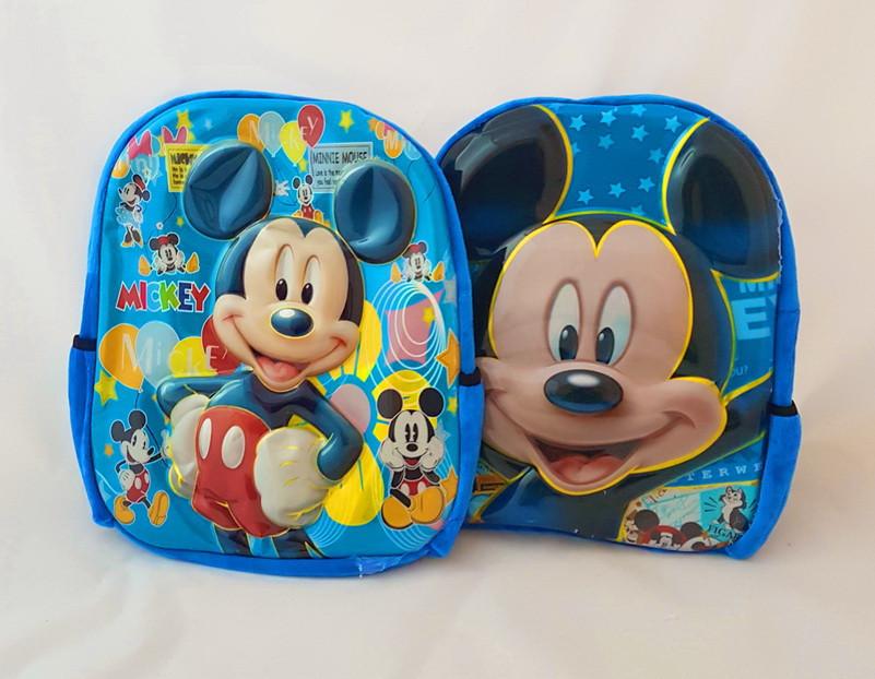 Мягкая игрушка. Рюкзак Mickey Mouse 3D Микки Маус символ года 2020 крыса