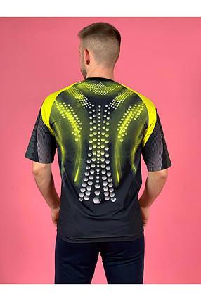 Чоловіча футболка для фітнесу FREEVER 2122, фото 2