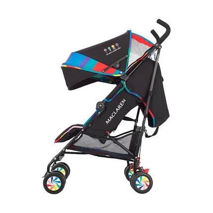 Прогулочная коляска-трость Maclaren Quest Dylan`s Candy Bar, фото 2
