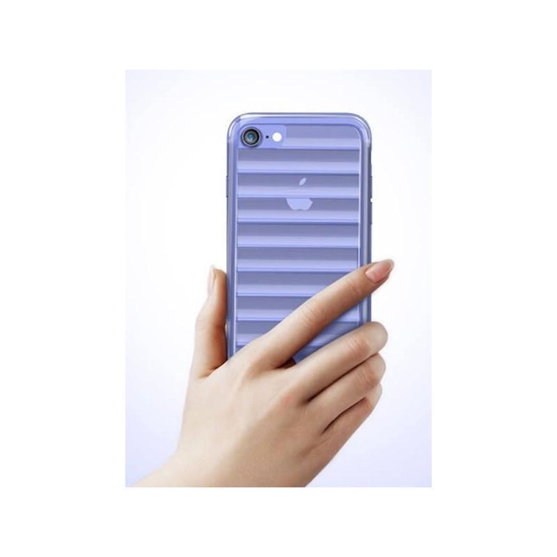 Чехол Remax Wave iPhone 7 Blue