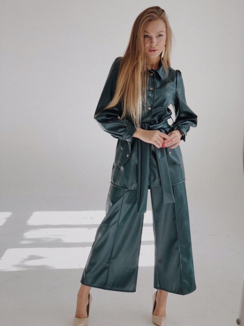 Женский стильный костюм  ОД397