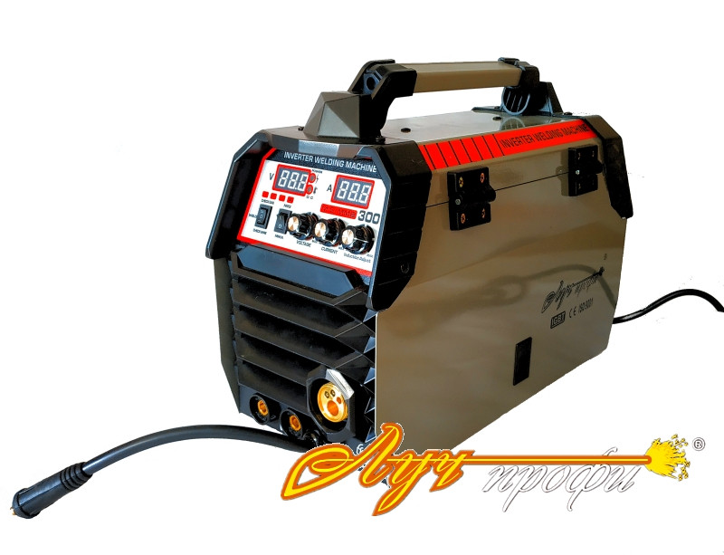 Зварювальний напівавтомат Промінь-профі MIG/MMA-300