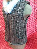 Жилетка детская цвета в ассортименте, фото 6