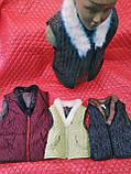 Жилетка детская цвета в ассортименте, фото 10