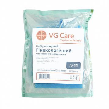 Набор гинекологический VG Care №11