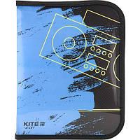 Папка на молнии Kite Be sound B5 K18-203-3, фото 1