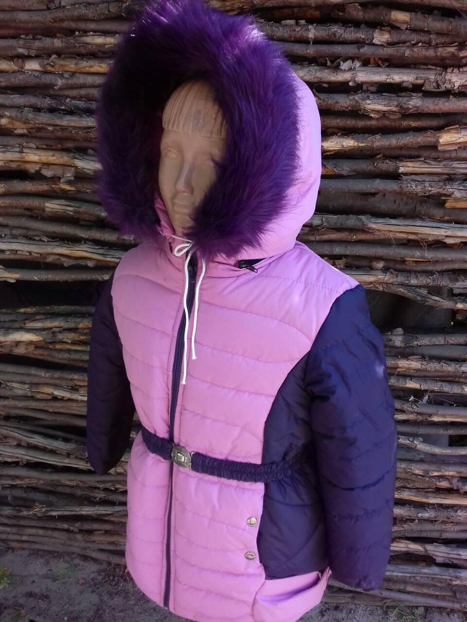 Куртка зимняя детская в ассортименте