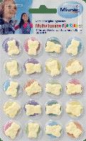 Жевательные мультивитамины для детей от 4 до 7 лет Mivolis Multivitamine für Kinder, 20 шт., фото 1