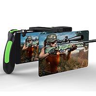 Джойстик с zoom и триггерами геймпад для Pubg mobile Call Of Duty Fortnite