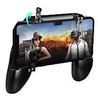 Геймпад W11+ с джойстиком и триггерами для Pubg mobile Call Of Duty Fortnite