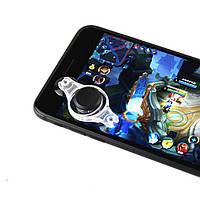 Сенсорный джойстик на липучках геймпад для смартфонов Pubg mobile Call Of Duty Fortnite