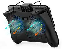 """Геймпад """"betmen"""" с двумя вентиляторами и повербанком 2500mAh геймпад для Pubg Call Of Duty Fortnite"""
