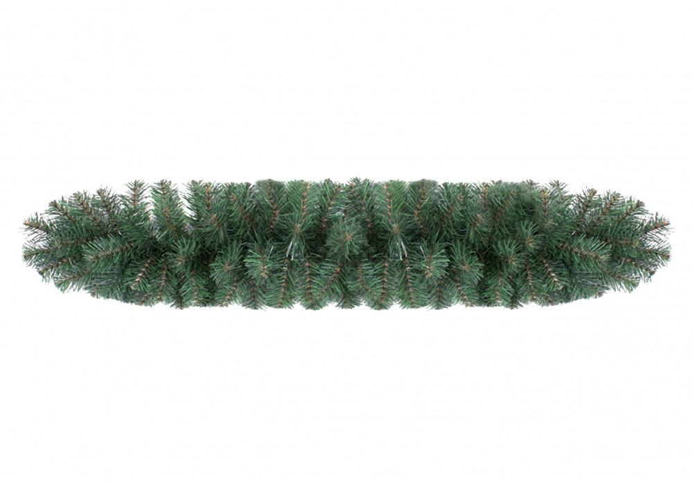 Декор Гирлянда Новогодняя Рождественская Из Искусственной Хвои 100х21см (ProFit46)