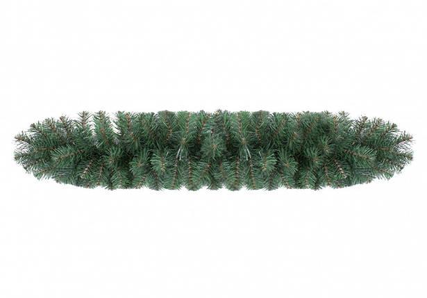 Декор Гирлянда Новогодняя Рождественская Из Искусственной Хвои 100х21см (ProFit46), фото 2
