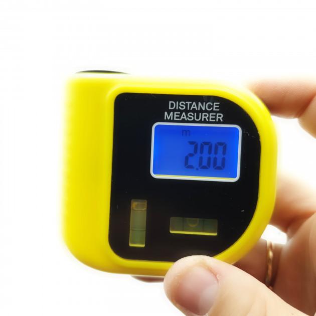 Лазерная линейка RoHS CP-3010 рулетка лазерная с уровнем дальномер электронный