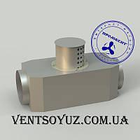 Эжекторный дымосос из нержавеющей стали марки AISI 304