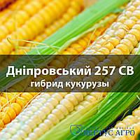 Днепровский 257 СВ (Дніпровський) гибрид кукурузы