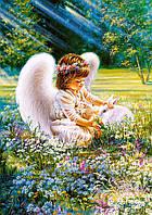 Пазл Ангельская забота, Castorland, 500 эл., В-52820