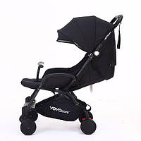 Прогулочная коляска YOYA Care Black C2018BB, КОД: 125619