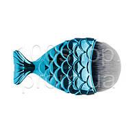 Кисть-рыбка для пудры и румян Global Fashion маленькая, цвет в ассортименте