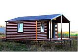 Модульный домик 5х9м, фото 4
