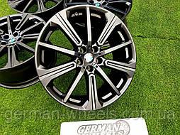 Оригинальные 20 -дюймовые диски для BMW X6 G06 748M Style