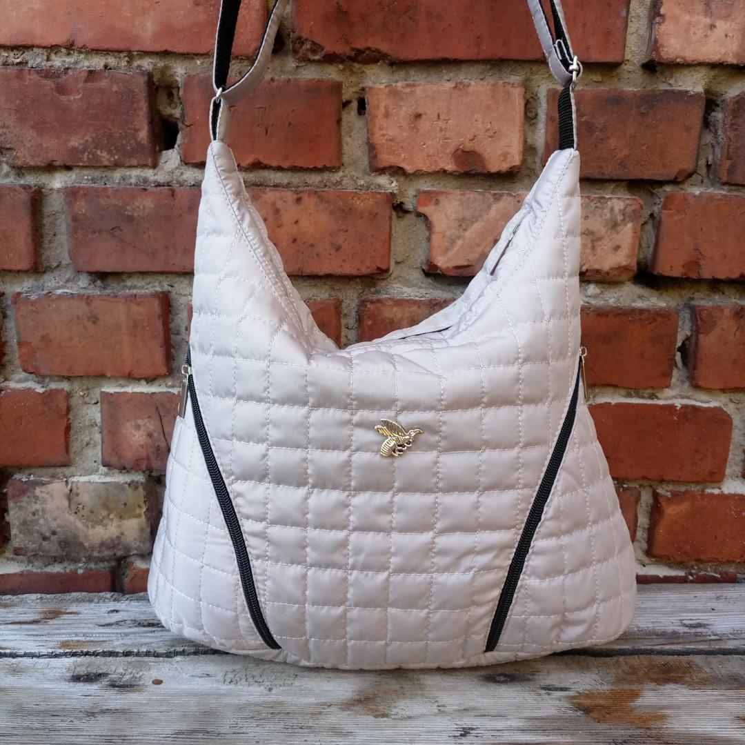 Стёганая женская сумка через плечо