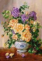 Пазл Цветы, Castorland, 1000 эл., С-103928