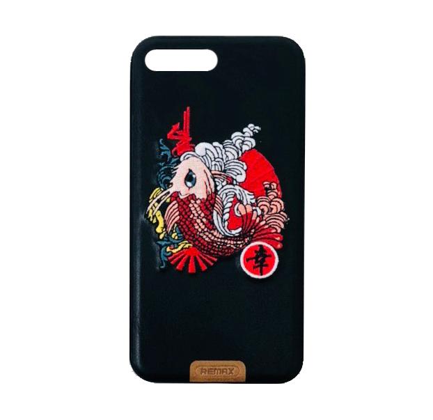 Чехол Remax Stitch iPhone 7 Plus, Pink