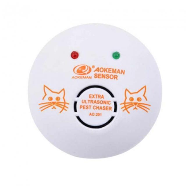 Ультразвуковой отпугиватель мышей Aokeman Sensor AO-201