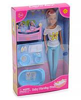 Кукла Defa Мама с малышами (8213)