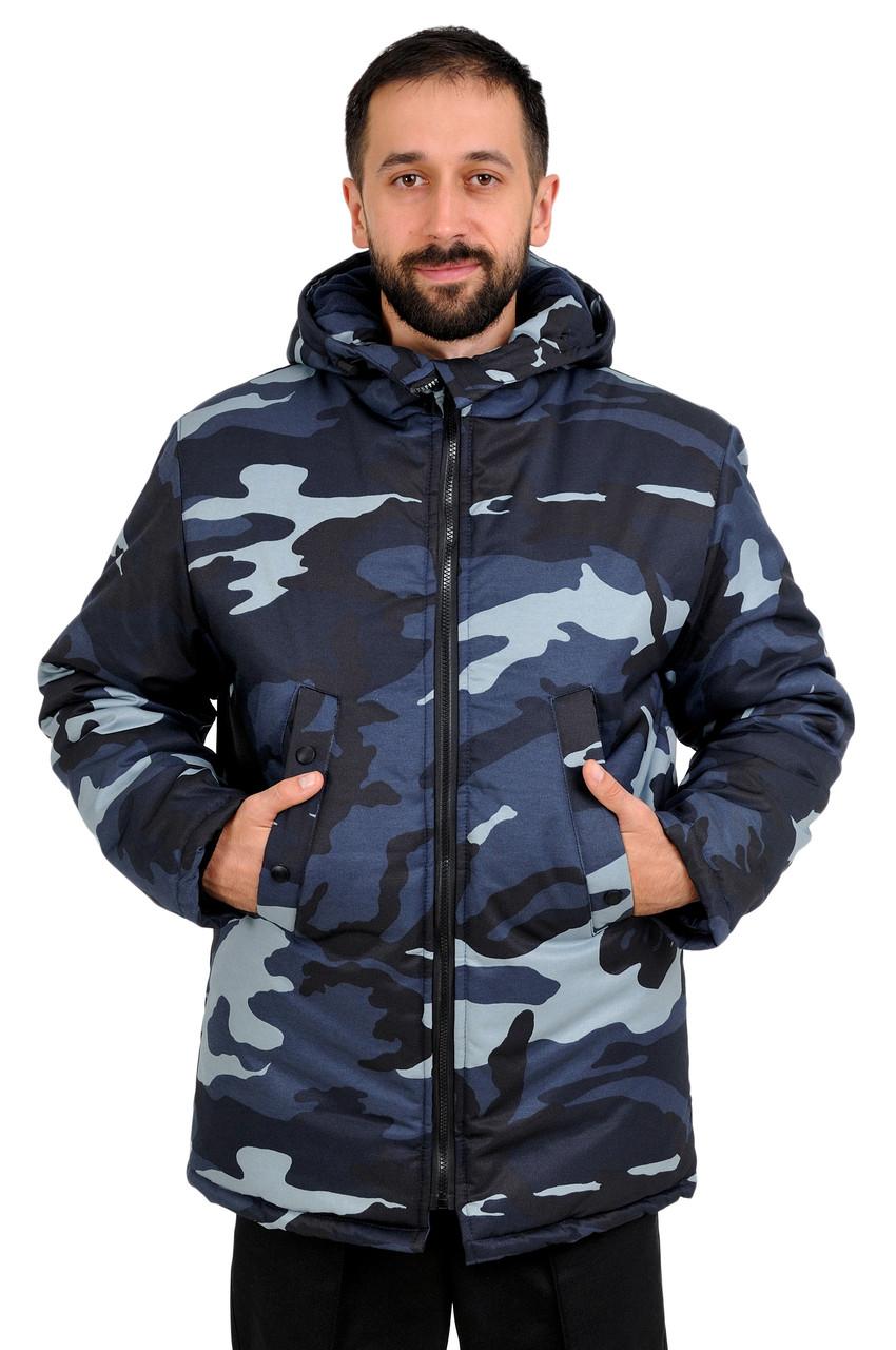 """Куртка   """"Аляска"""" камуфляж Белая Ночь"""