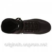 Черные боксерки Reebok Boxing Boot - Buck, фото 2