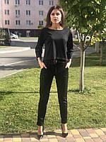 Женский костюм из хлопка и вискозы  Poliit 7150, фото 1