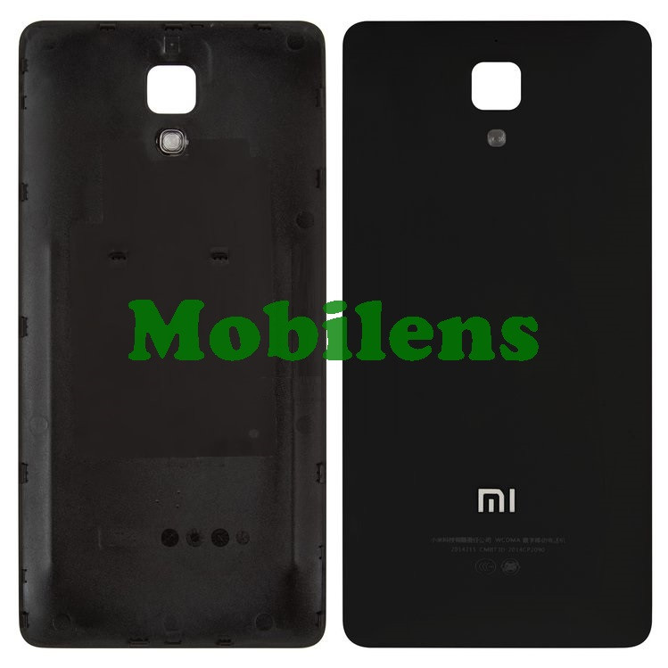 Xiaomi Mi4, Mi4X, Mi4W, Model:2014215 Задняя крышка черная