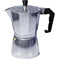 Гейзерна кофеварка на 9 чашек Con Brio СВ-6109