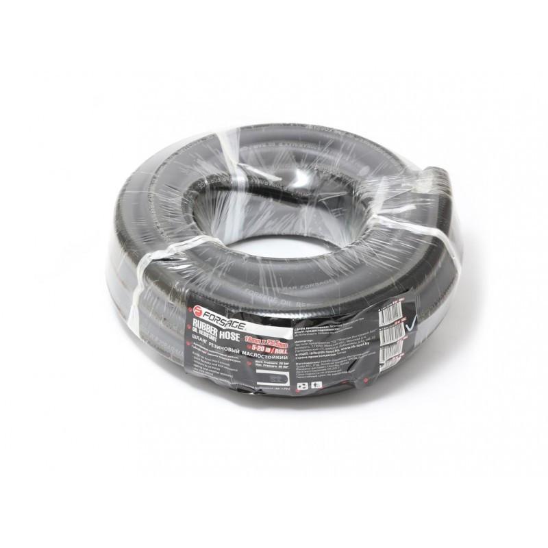 Шланг резиновый армированый бензо-маслостойкий 18х27.5ммх5м
