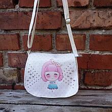 Детская сумочка для девочки 18х16 см