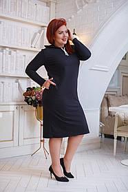 ДР15219 Платье спорт (размеры 42-48)